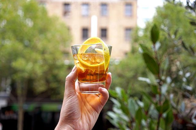 Just like revenge, our Godfather cocktail is a drink best served cold. And on an open air terrace with a killer view. 🥃#yokochomelbourne