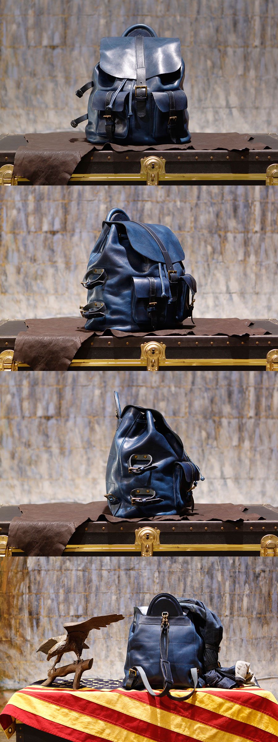 falcon2-leatherbackpack-navy