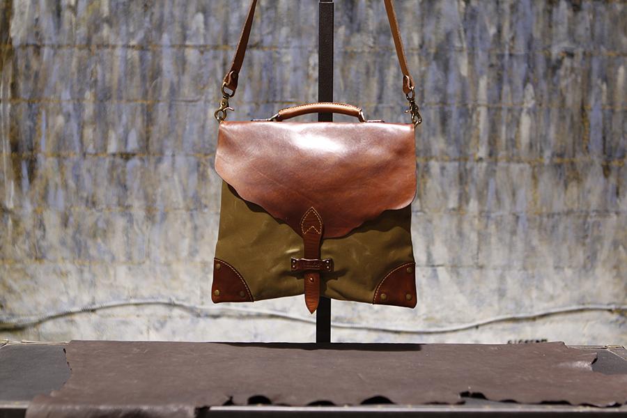 Messenger-handmade-Canvas-tan-canary (1).JPG