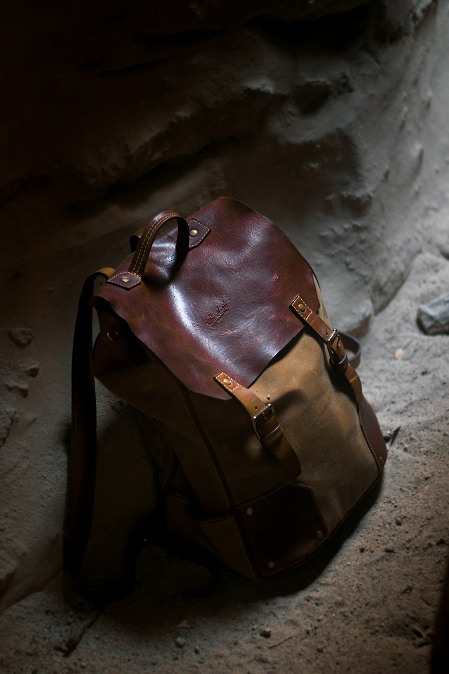 Gregory Canvas backpack