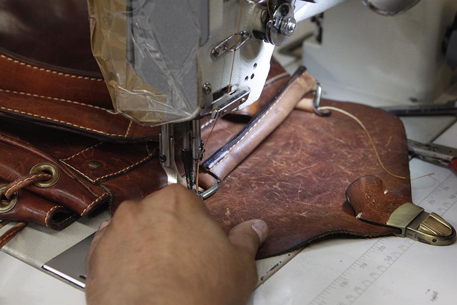 Stitched…