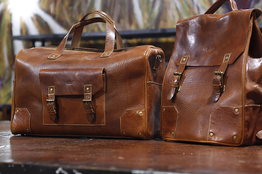 Brian's Gregory Duffle & Gregory backpack. I have a feeling Lynn & Brian will be traveling soon.