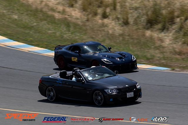 The battle is on at Sonoma Raceway this weekend! Looking forward to some great cat and mouse as well as overall fun during the @blacktraxperformance x SpeedSF weekend!  Use the hashtag #speedSFxBlacktrax or tag @speedsf_track_event and @blacktraxperformance in your pics/videos on IG. We want to feature you! . . . #speedsf #speedsfchallenge #speedsfxblacktrax #sonoma #raceway #sonomaraceway #sonomacounty #california #trackday #motorsports #tracklife #motoring #BMW #Viper #carstagram #carsofinstagram