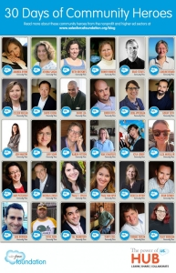 Salesforce Foundation Community Hero
