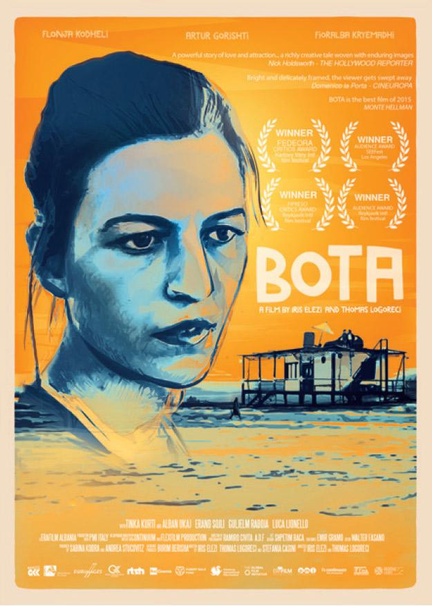 Bota (2014) designed by Eklind Vejsiu