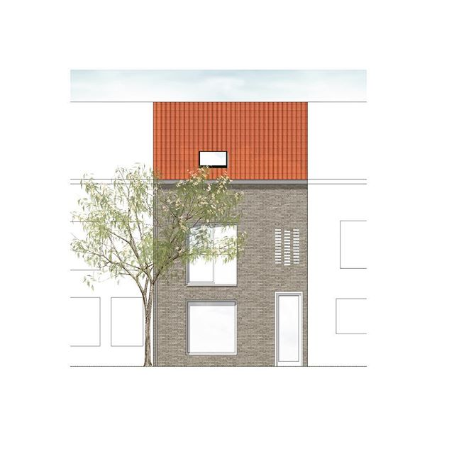Project MICK - construction started #architect #architecture #architectuur #bouwen #wonen #verbouwing #renovatie #renovationproject #renovation #belgianarchitecture #belgianarchitect #photoshop #beeld #gevel #joar