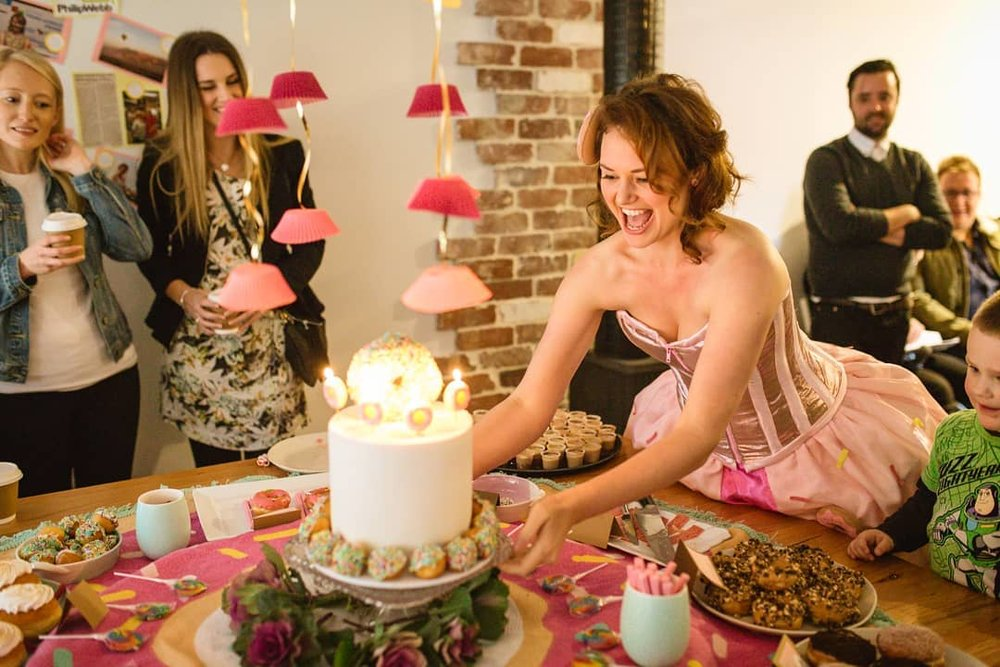 Pretty party picture by pixie rouge photography