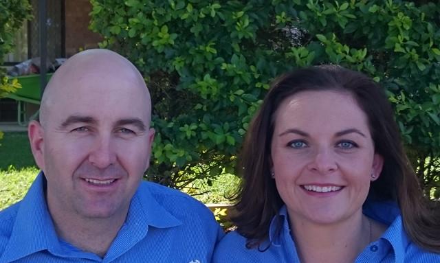 Garry Carroll & Lorelle McCulloch, ACRA - Australian Cleaning & Restoration Academy