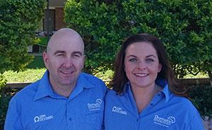 Garry Carroll & Lorelle McCulloch, Drymatic, Australia