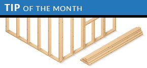 Tip of the Month for October 2015
