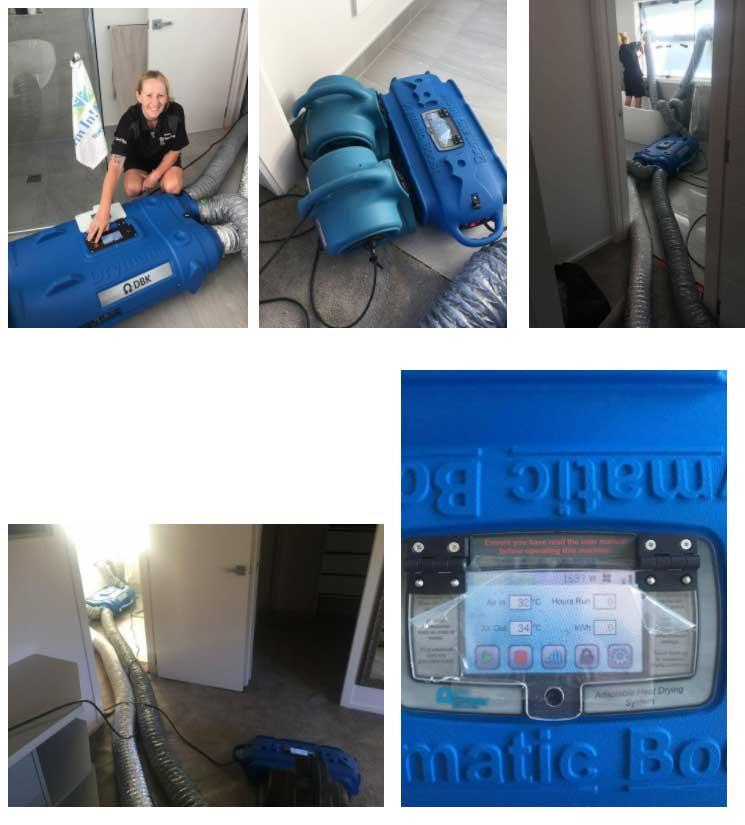 Job of the month December 2017, Drymatic Heat Drying, Australia
