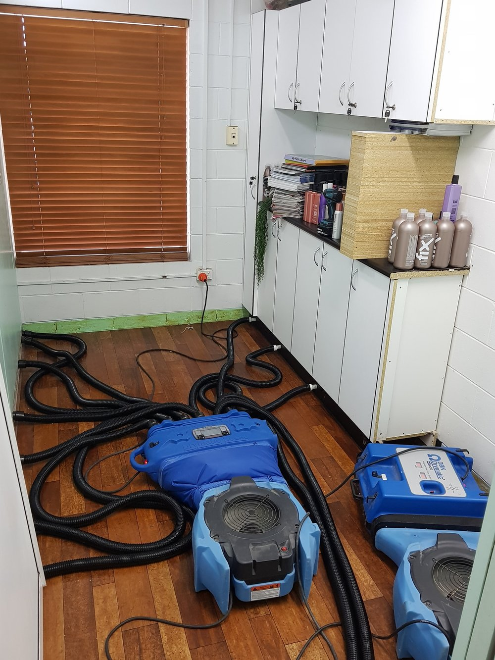 drying a hair salon, Hayden Bethel, Drymatic Australia 1.jpg