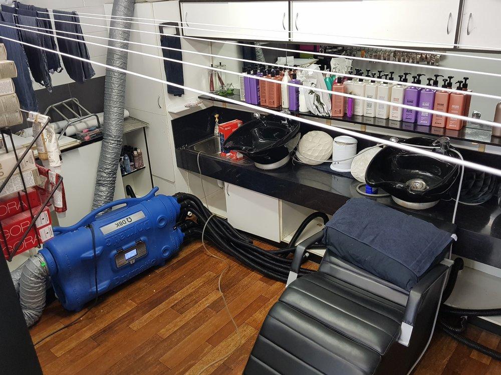 drying a hair salon, Hayden Bethel, Drymatic Australia 2.jpg