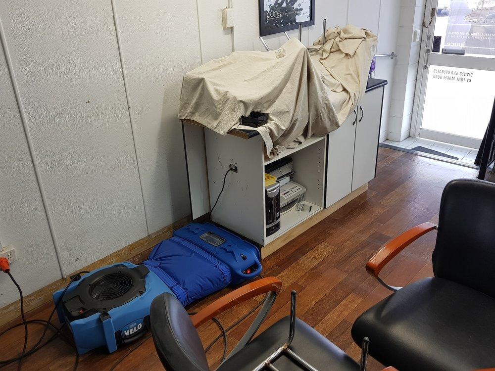drying a hair salon, Hayden Bethel, Drymatic Australia 3.jpg