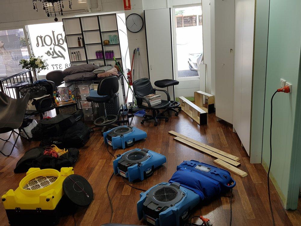 drying a hair salon, Hayden Bethel, Drymatic Australia 4.jpg