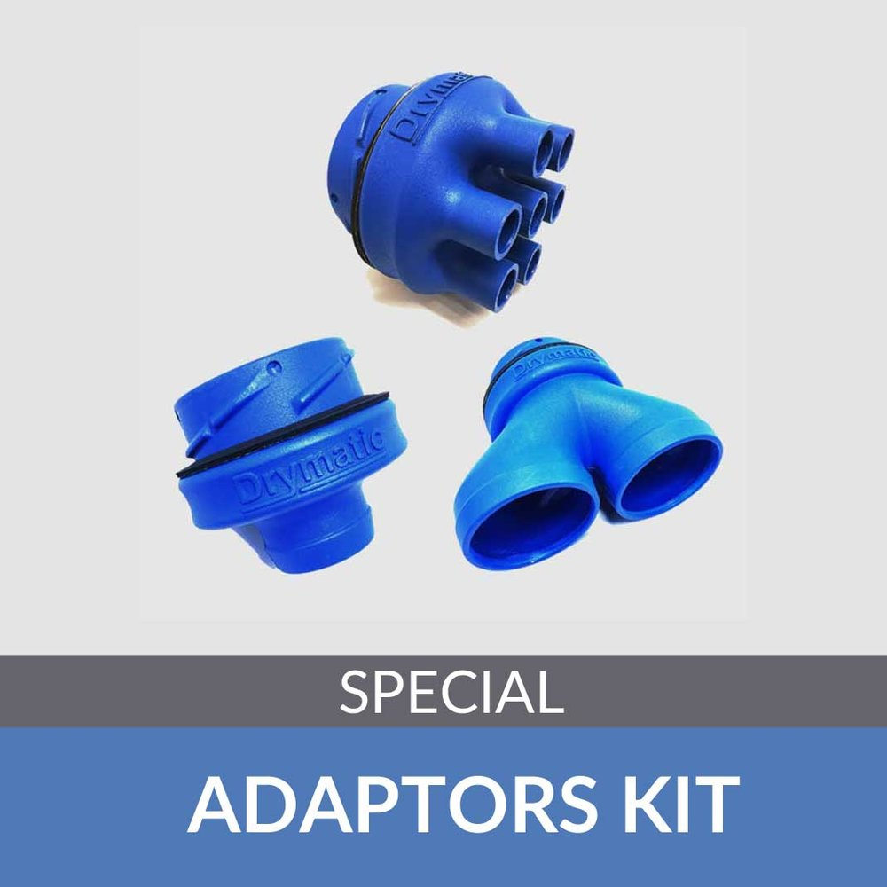 DRYMATIC II ADAPTORS KIT
