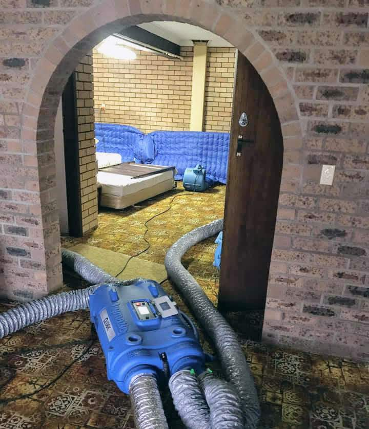 Drymatic job of the month Dec 2018, Brad Gow, Drymatic Australia drymatic II.jpg
