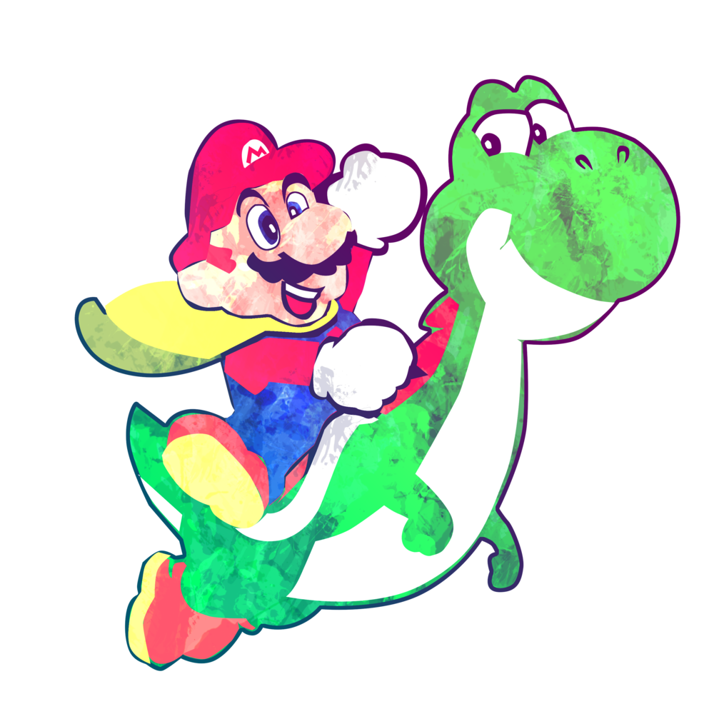 Super Mario World - Overworld