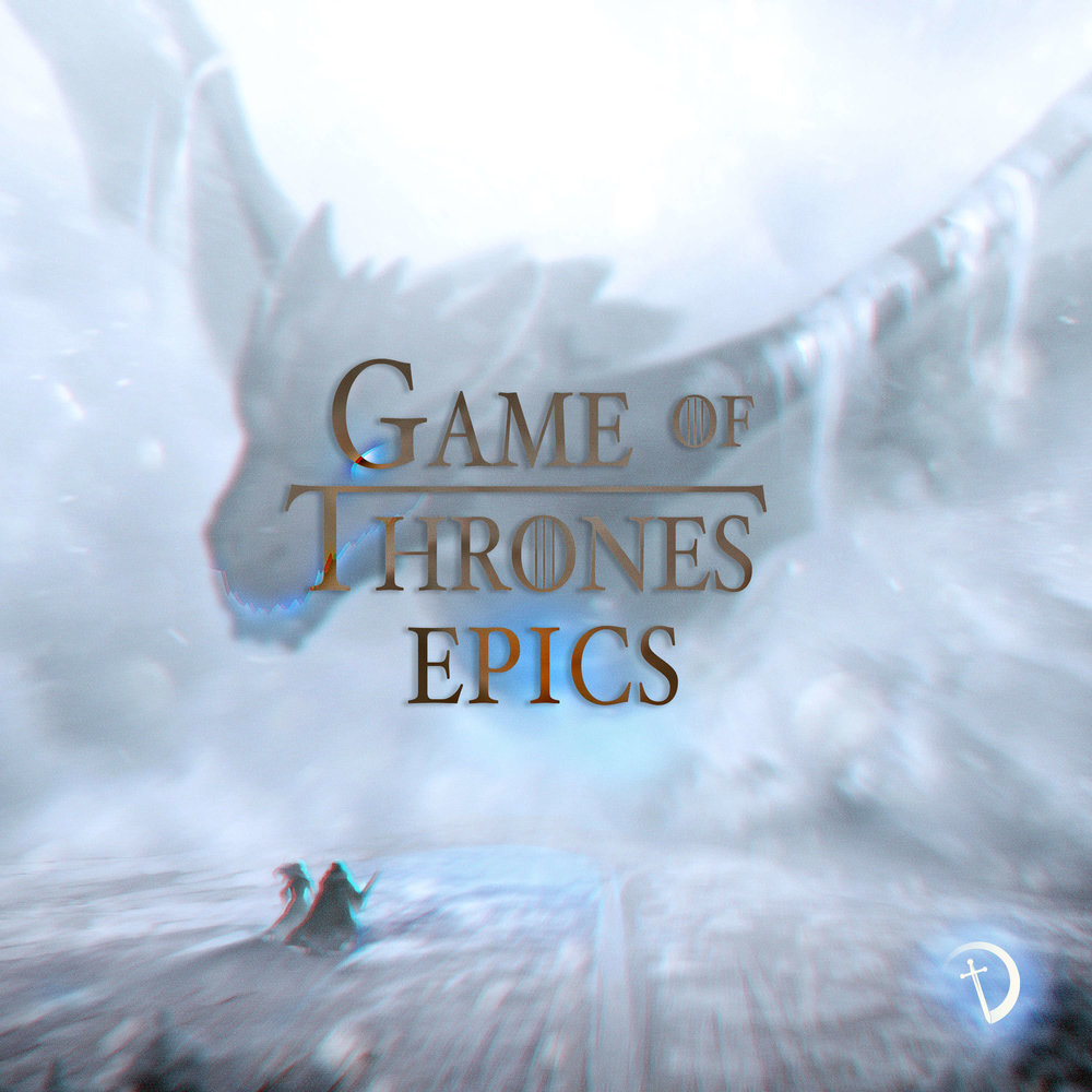 Game Of Thrones Epics - Who doesn't love Game Of Thrones?! The music plays such an important role in the series and I wanted to pay homage to that with my own reimagining of the tracks. This album was a collaborative effort between myself and Ben Hayden. We combined my love of orchestration with Ben's amazing trailer music vibes, threw it John's way for mastering at MUSIKLAB and I'm very pleased with the result!