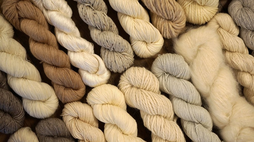 Welcome to Bluefaced! - Beautiful luxury undyed yarns for hand dyers