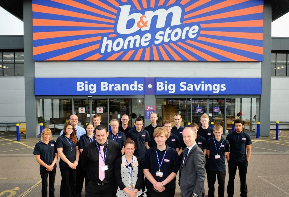 b and m retail home store