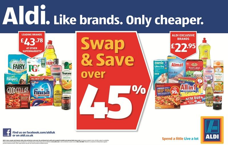 Aldi Advert