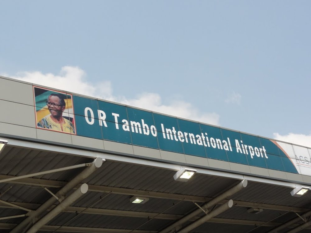 OR Tambo International Airport S Africa