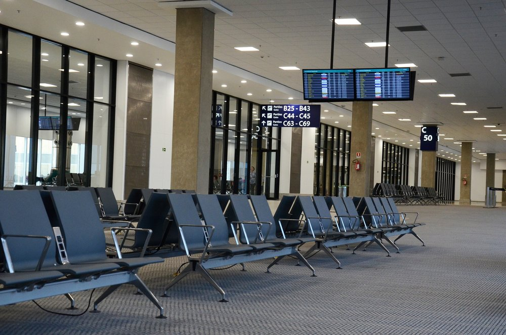 Rio Airport Terminal