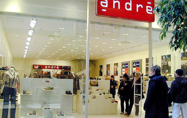 Vivarte Andre Store