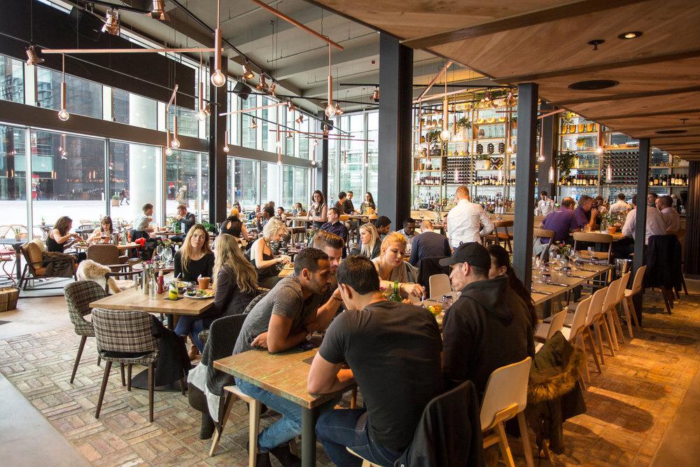 Bar and Restaurants - F&B UK