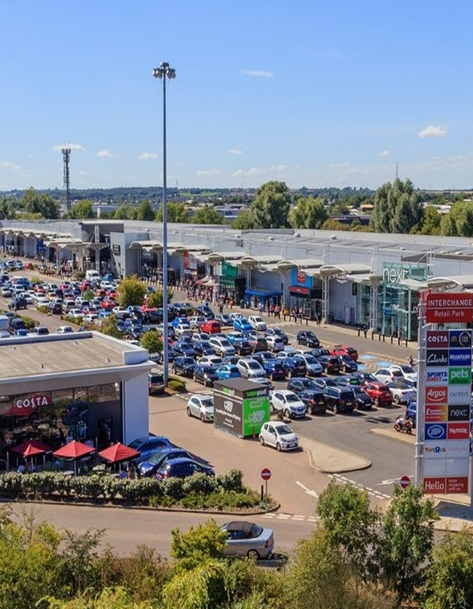 Interchange Retail Park Pre-Acquisition Assessment