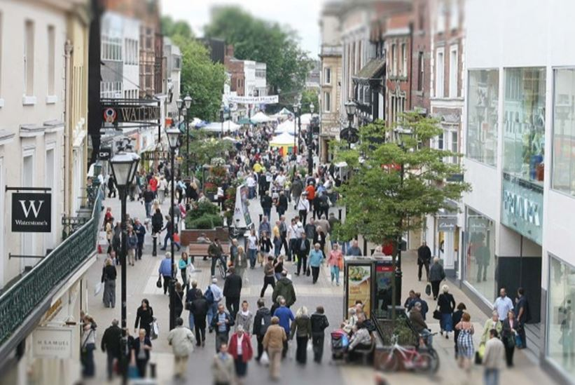How to future proof the high street