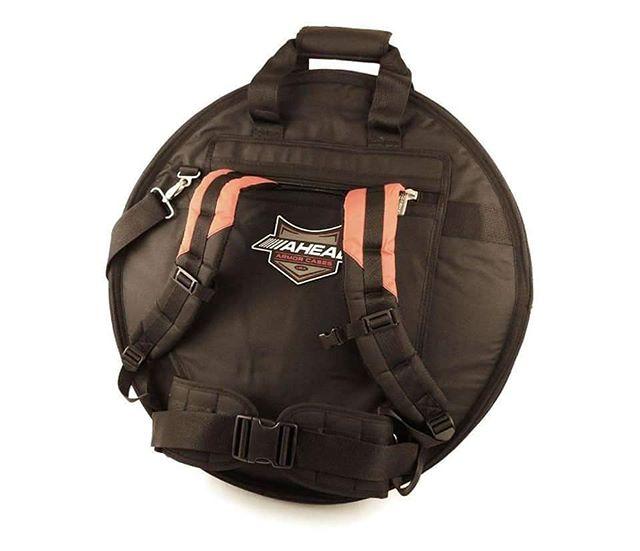 AR6023 Thomas Lang. La super mochila de platos de Armor Cases.  www.drumportiberica.com @aheaddrumsticks