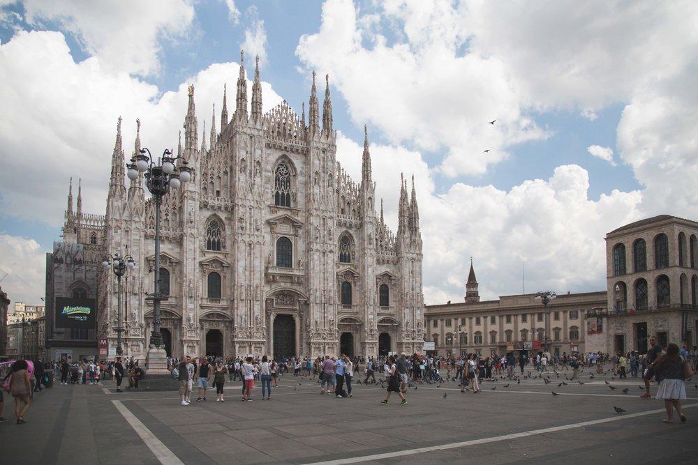 Milan - Italy, 2017