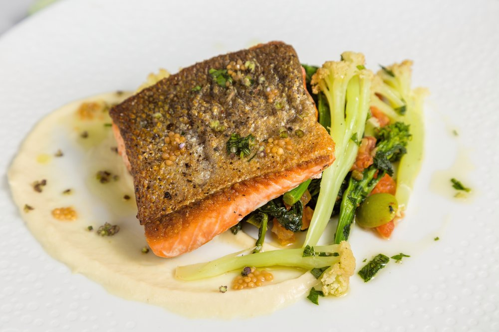 atlantic salmon with broccoli rabe.jpg