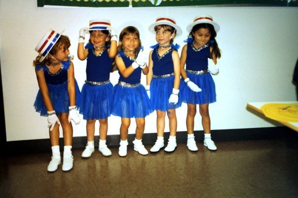 Sophia's First Performance: 1999