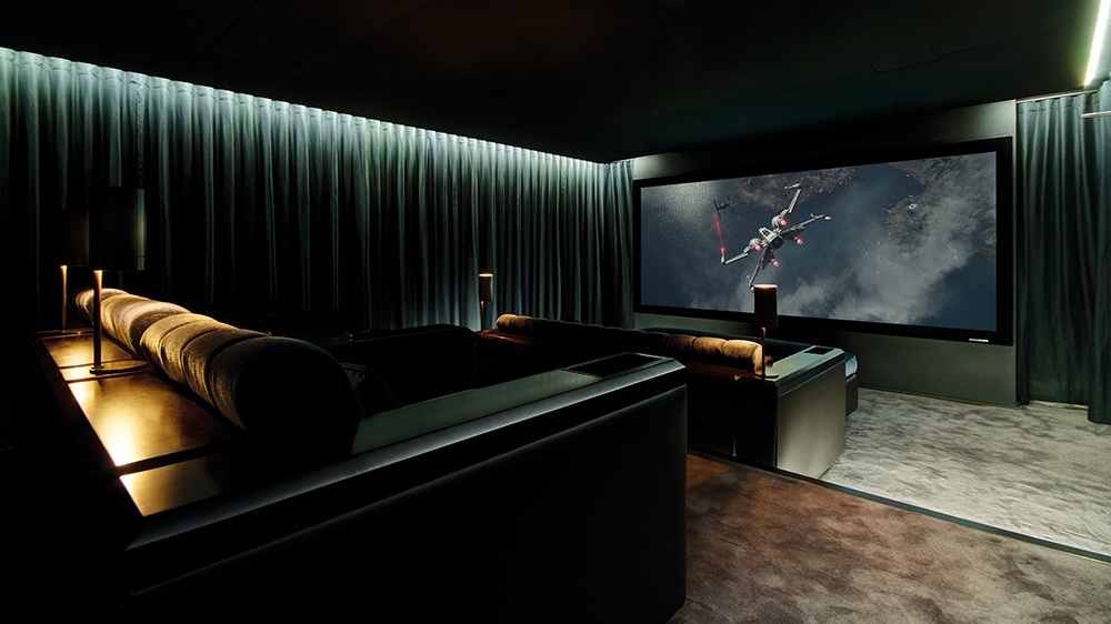 CINEMA QUALITY SOUND IN YOUR HOME    Read our story
