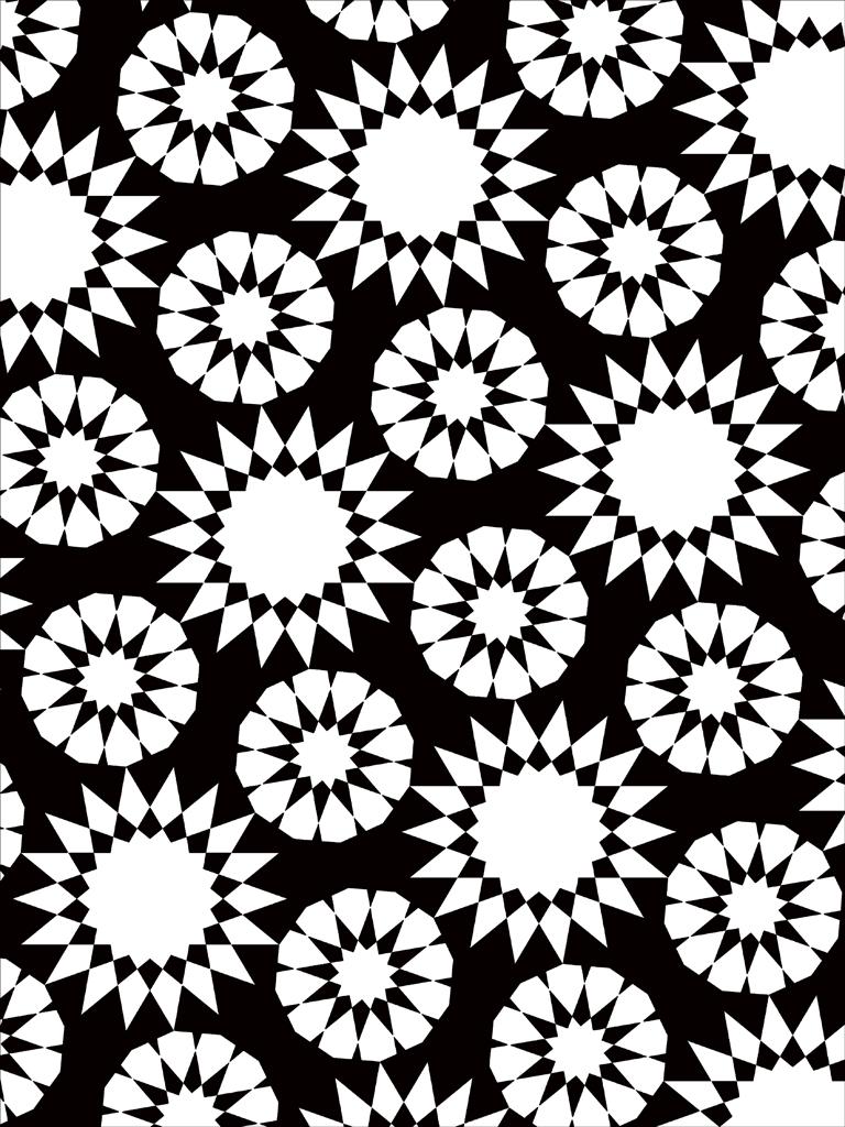 DLJ 4 Black White