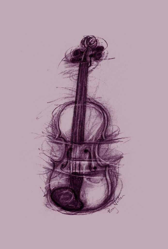 PW Rouge Violin