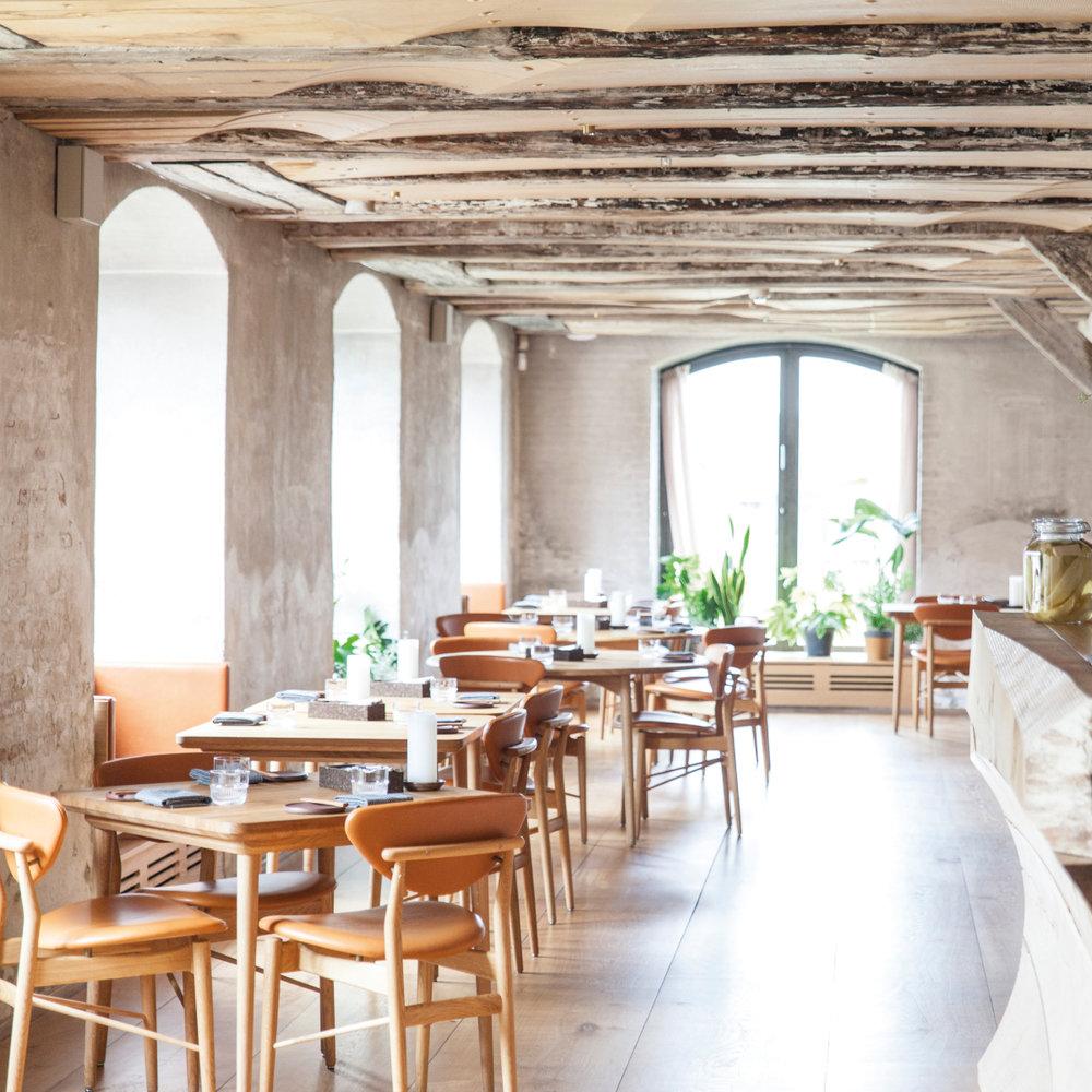 Artcoustic_Contract Interiors_Barr Restaurant Copenhagen