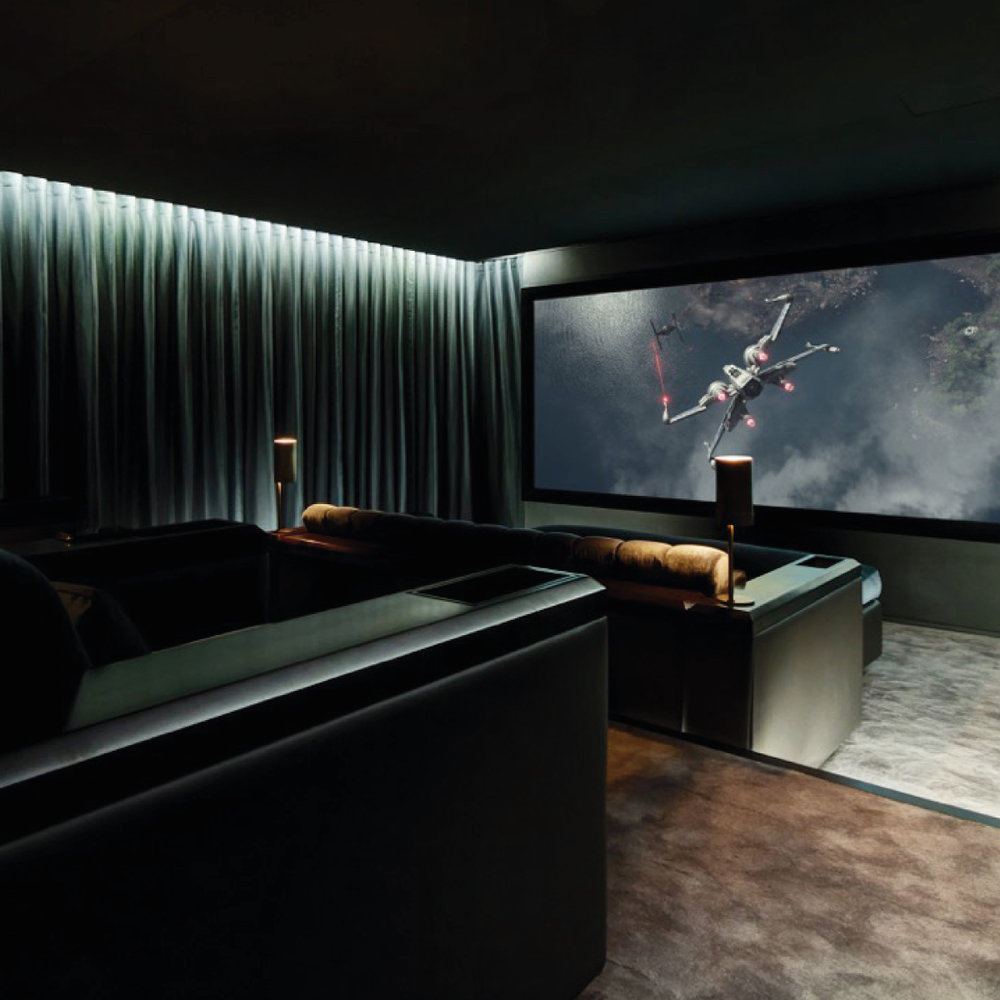 7.1.4 dolby atmos cinema - CEDIA Awards Finalist 2017