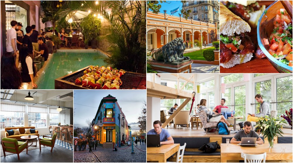 CoWorking Retreat in Buenos Aires