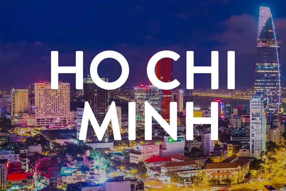 La Mayor Metrópoli de Vietnam - ¿Cuándo? Octubre y Noviembre 2018.