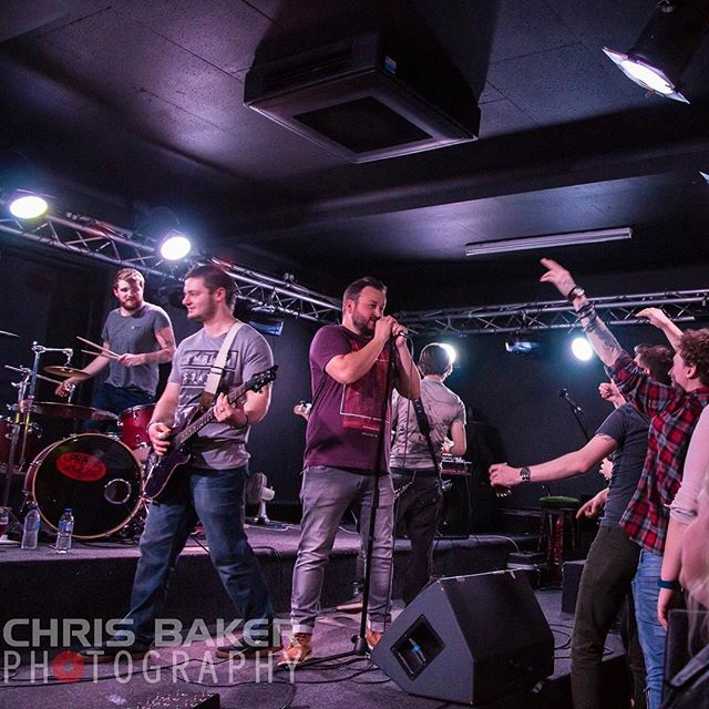 Throwback to 2 years ago when @chrisbaker.photography took some awesome pics at a gig at the @brickmakersnorwich - amazing to think we played the same weekend again 2 years later! #musicismydrug #bandphotography #sameoldsameold #giglife #iminaband #bandspam