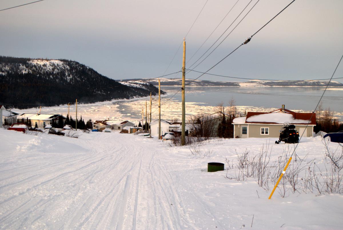 Rigolet, Nunatsiavut (photo by Kaitlyn Finner)