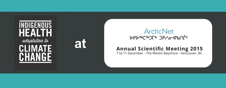CCADAPT at ArcticNet