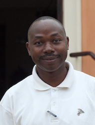 Didacus Namanya   Ugandan Ministry of Health