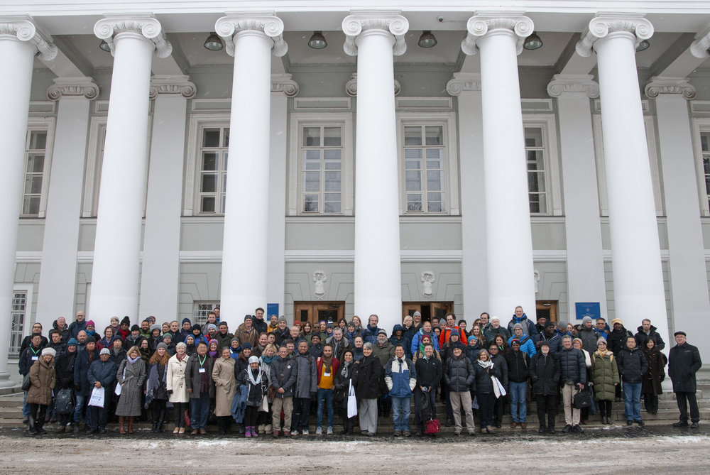 Authors for the  Special Report on the   Ocean and Cryosphere in a Changing Climate  (SROCC) meet in Kazan, Russia (March 2019).