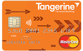tangerine moneyback credit card rebate