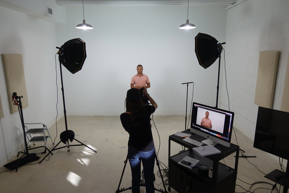 Callback Studio (front)